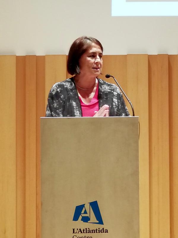 Pepita Jorba guanya el premi Oriol Martorell