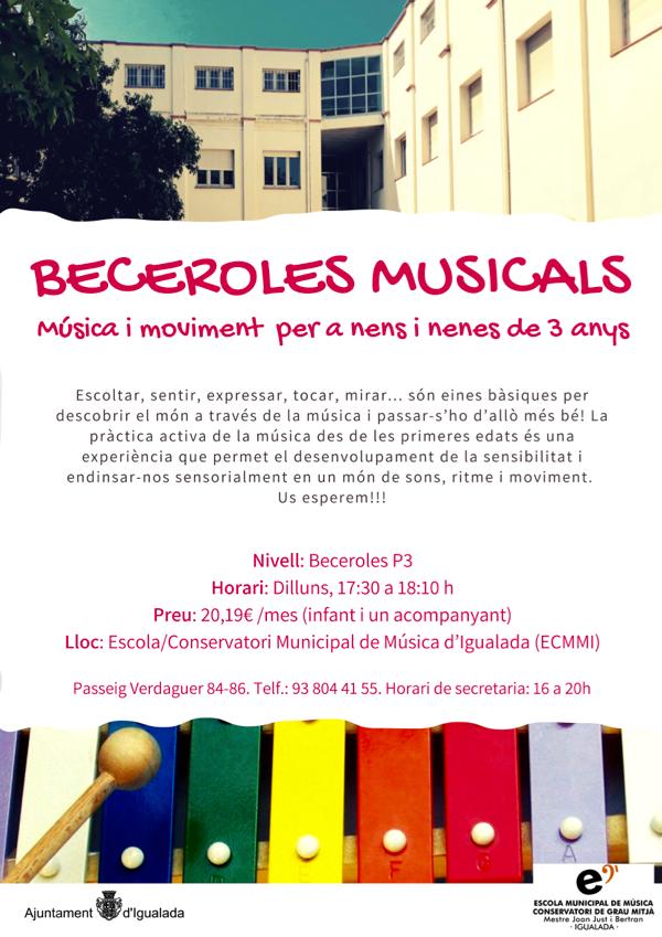 Beceroles P3