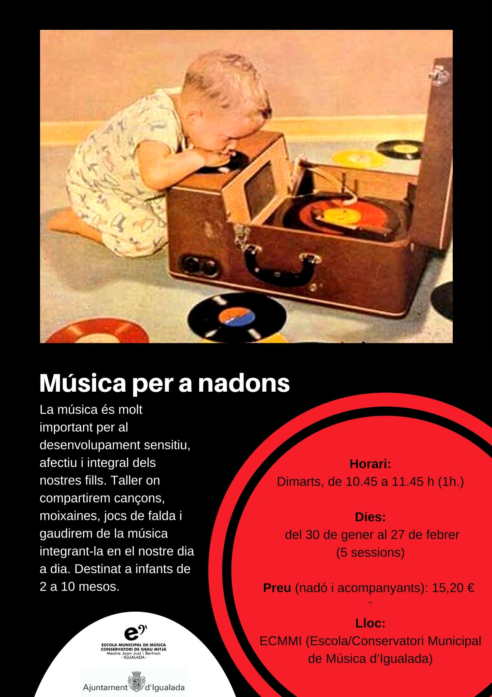 Música per a nadons