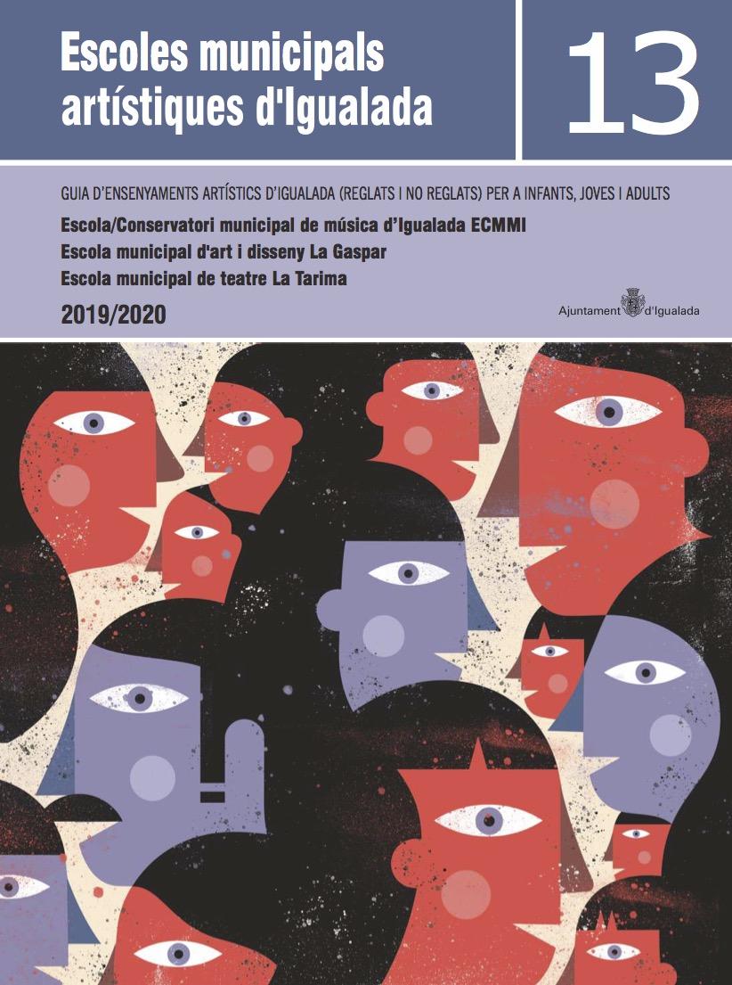 Guia d'ensenyaments artístics d'Igualada